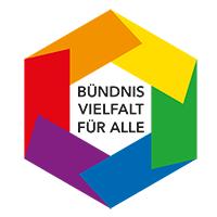 Logo des Bündnis Vielfalt für Alle